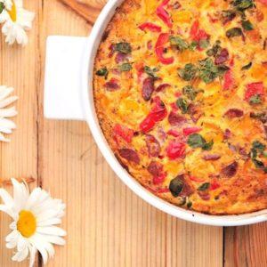 Na blogu hiszpańska #tortilla #frittata #pycha !