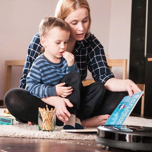 Matka czyta syn kruszy iRobot sprzta Teciowa zarzuca lenistwo teciuhellip