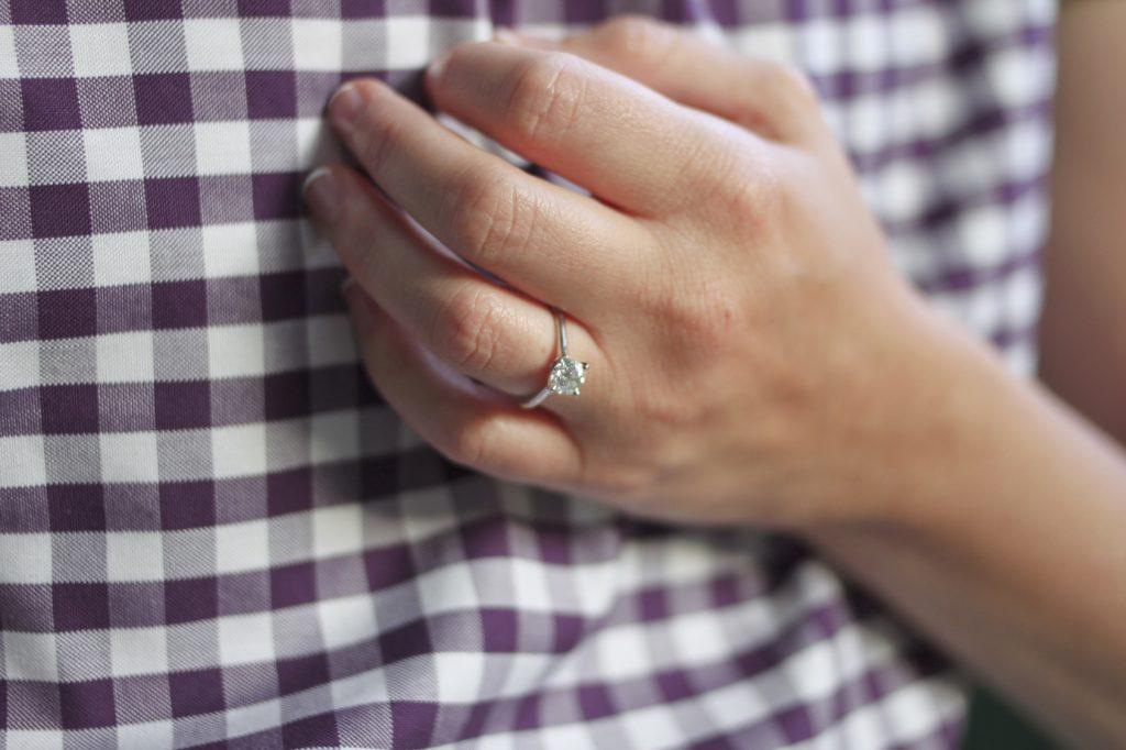 Jak Wybrać Tani I ładny Pierścionek Zaręczynowy Odpowiedź Szczesliva
