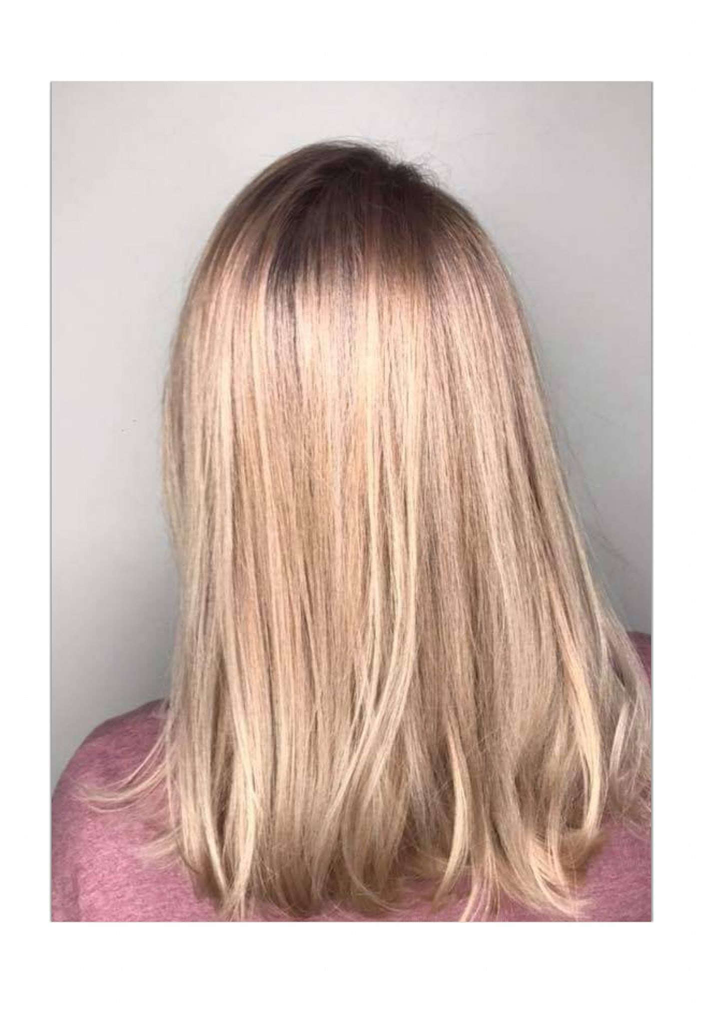zdjęcia pochodzą z albumu Chmiest Academy of Hair Design